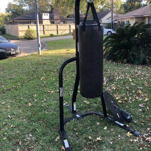Everlast Punching Bag for Sale in Houston, TX