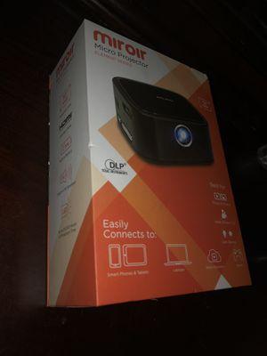 Miroir micro projector for Sale in Casa Grande, AZ