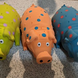 Dog Toy Piggies for Sale in Irving, TX