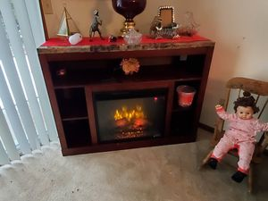 Fire place heater for Sale in Fort Wayne, IN
