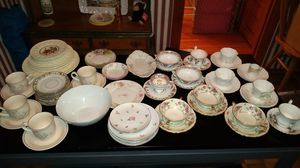 Fine bone China and Crystal pieces for Sale in Columbia, VA