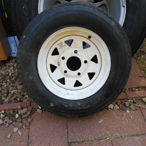 Spare Tire For Trailer for Sale in Denver, CO