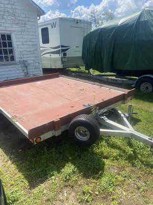 Triton all aluminum tilt trailer for Sale in Dighton, MA