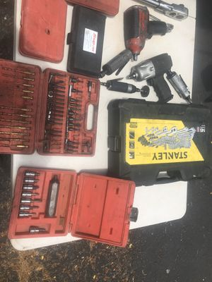 High quality tools cheep to sell now. for Sale in Trenton, NJ