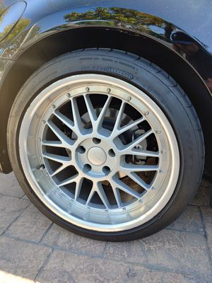 Excellent DEAL on Wheels (set of 4, Rims & Tires) for Sale in Redondo Beach, CA