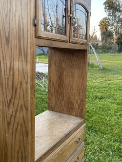 Entertainment Center for Sale in Madera,  CA