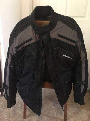 First Gear Kilimanjaro All Weather Motorcycle Jacket for Sale in Seattle, WA