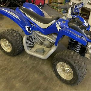 12 Volt Peg Perego Quad. Needs A Charger for Sale in Ellwood City, PA