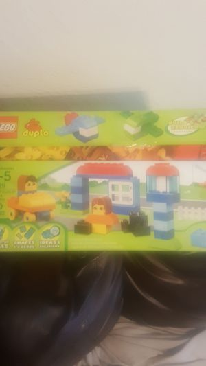 Lego duplo build and play box #4629 New Retired for Sale in Denver, CO