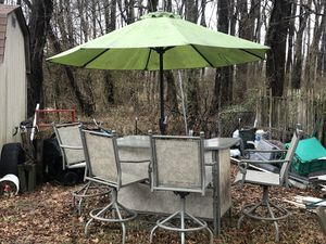Outdoor Patio bar furniture for Sale in Chandler, IN