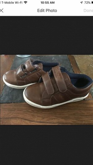Boys brown dress shoes for Sale in Salem, OR