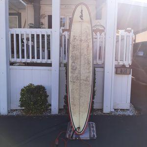 """9' 11"""" Becker Surfboard Longboard for Sale in Lake Elsinore, CA"""