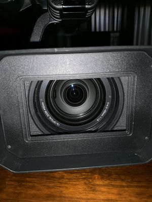 Panasonic HVX200 w/16GB P2 Card and Battery for Sale in Sacramento, CA