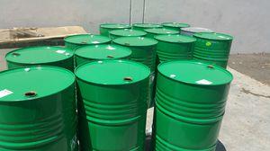 55 gallons metal drums $15each for Sale in San Gabriel, CA