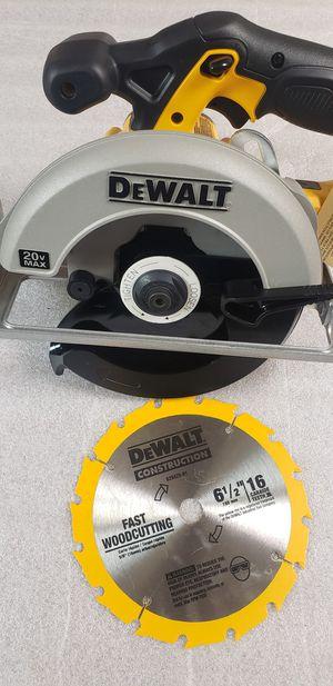 "DeWalt 20vMax 6.5"" Circular Saw ***TOOL ONLY*** ***$90 FIRM*** for Sale in Phoenix, AZ"