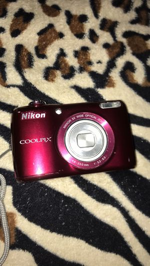 Nikon camera for Sale in New Hyde Park, NY
