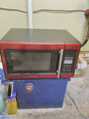 Emerson stainless steel microwave for Sale in Vestal, NY