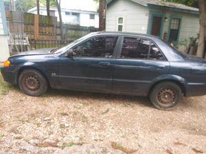 1999 mazda protege for Sale in Austin, TX