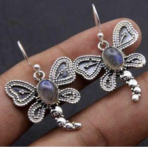 Dragonfly moonstone earrings for Sale in Longwood, FL