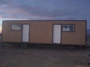 32×8. SMALL HOME MOVABLE TRAILER. for Sale in Las Vegas, NV