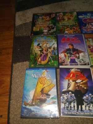 12 Disney movies for Sale in Plymouth, MA