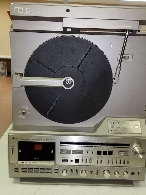 RARE MGA MITSUBISHI INTERPLAY SYSTEM X-10 for Sale in St ...