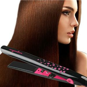 Hair Straightener Black+Fuchsia by Eqoba for Sale in Los Angeles, CA