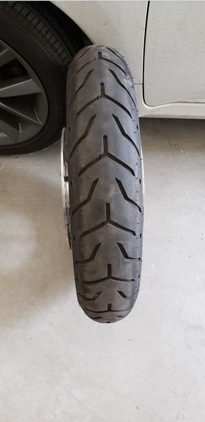 Harley Davidson Road Glide Special OEM front wheel w/tire and rotors. for Sale in Columbia, SC
