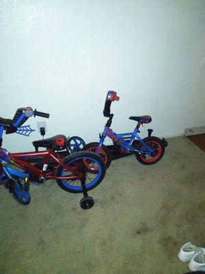 Spiderman bike for Sale in Fresno, CA