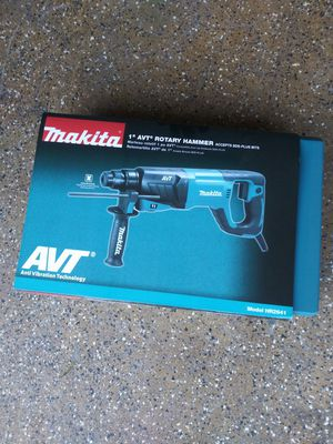 Makita hammer drill new for Sale in Lake Elsinore, CA