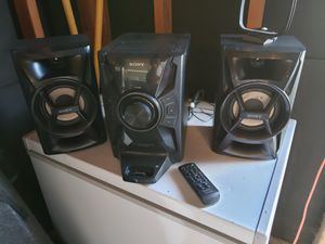 Sony boombox system 100 Watts for Sale in Houston, TX