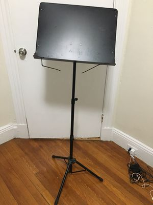 Music stand for Sale in Boston, MA