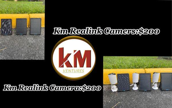 KM Realink Camera