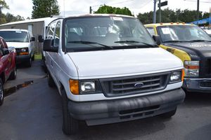 2004 Ford E350 Super Duty Passenger for Sale in Tampa, FL