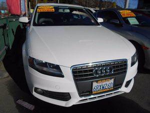 2011 Audi A4 for Sale in San Jose, CA