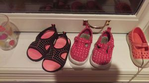 Kids girls shoes size 4 for Sale in Nashville, TN
