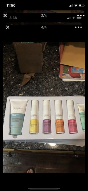Advanced dermatology Anti aging cream set new for Sale in Poway, CA