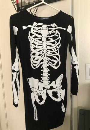 Skeleton dress for Sale in Santa Ana, CA