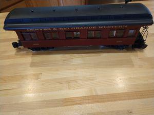 Bushman G scale train car for Sale in Oroville, CA