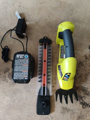 Ryobi trimmer for Sale in Silver Spring, MD