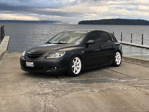 2005 mazda 3 2.3l (new engine) for Sale in Allyn-Grapeview, WA