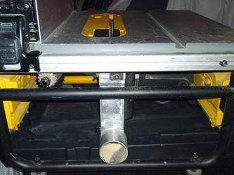 Dewalt Portable Table Saw for Sale in Gresham,  OR