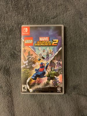LEGO MARVEL SUPER HEROES 2 for Sale in Ontario, CA