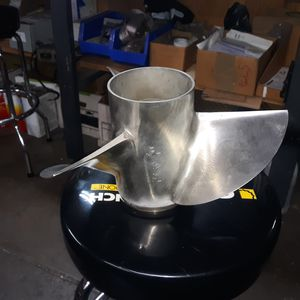 Racing prop for boat $70.00 for Sale in Lodi, CA
