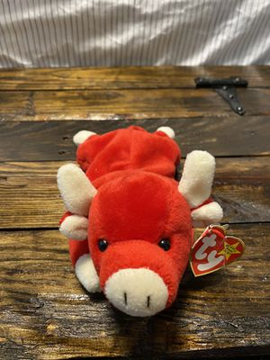 Snort beanie baby original style 4002 DOB 5-15-95 for Sale in Rye, NY