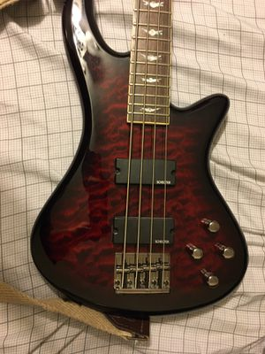 Schecter Diamond Series Stiletto Extreme 4 Bass Guitar for Sale in Lewis Center, OH