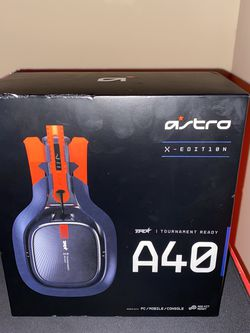 Astro A40s X Edition PRO gaming headset ( READ DESCRIPTION) for Sale in Duluth,  GA