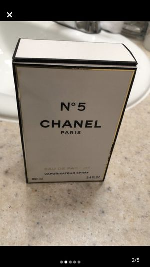 Chanel no5 perfume for Sale in Green Cove Springs, FL