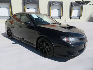 2009 Subaru Impreza Sedan WRX for Sale in West Valley City, UT
