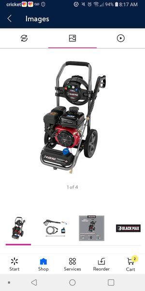 Black max 3100 psi for Sale in Queen Creek, AZ
